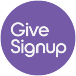 Give Signup Logo